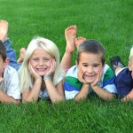 grass kids